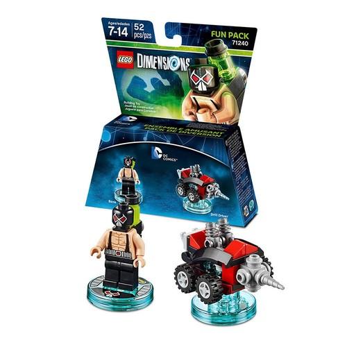 LEGO Dimensions Fun Pack: Bane (DC Comics)