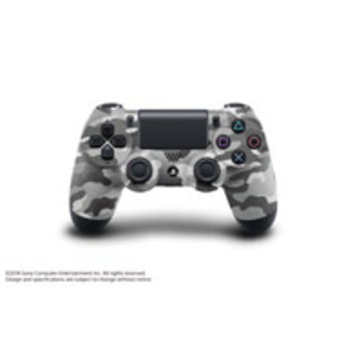 DualShock 4 Wireless Controller - Urban Camouflage