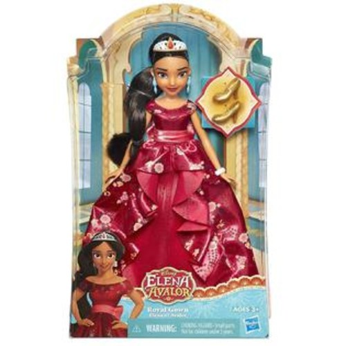 Disney Elena of Avalor Royal Gown Princess Doll Playset
