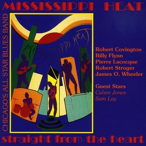 Straight from the Heart [CD]