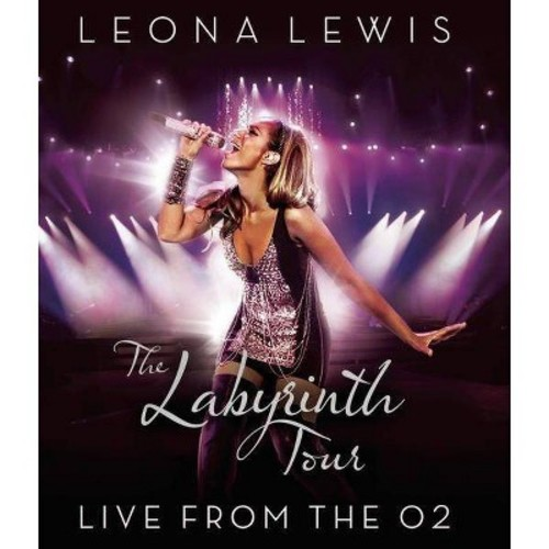 Labyrinth Tour: Live from the O2 [Blu-Ray] [Blu-Ray Disc]