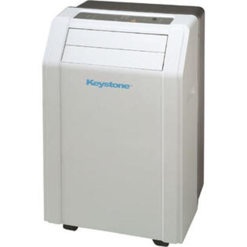 Keystone 12,000 BTU 115-Volt Portable Air Conditioner with
