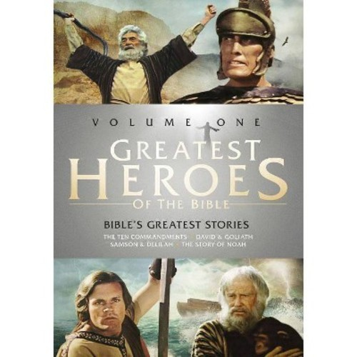 Greatest Heroes of the Bible, Vol. 1