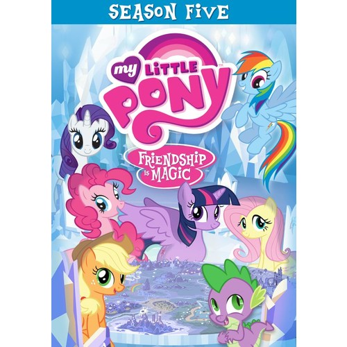 My Little Pony: Friendship Is Magic - Season Five [DVD]