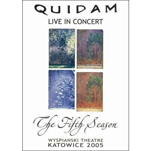 Quidam: Live in Concert - The Fifth Season (DVD) 2005