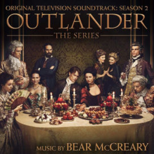 Outlander, The Series: Season 2 [Original Television Soundtrack] [Barnes & Noble Exclusive] [Clear Vinyl]