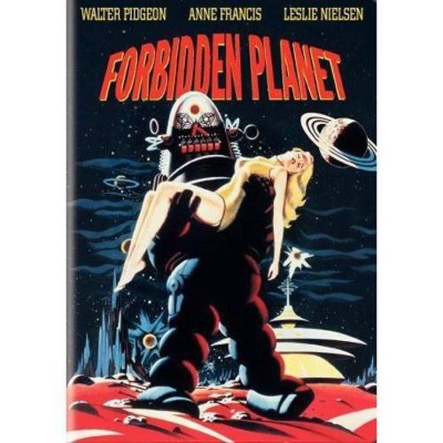 Forbidden planet (DVD)