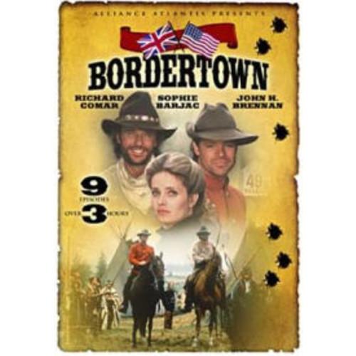Bordertown: Vol. 3