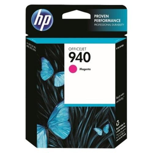 HP 940 Magenta Original Ink Cartridge (C4904AN#140)
