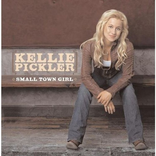 Small Town Girl [CD]