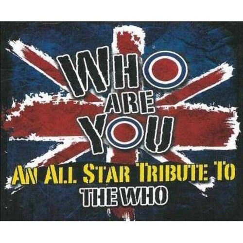 Various - Who Are You:All Star Tribute To The W (CD)