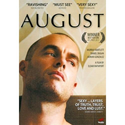 August [DVD] [2011]