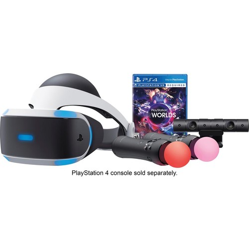 Sony - PlayStation VR Bundle