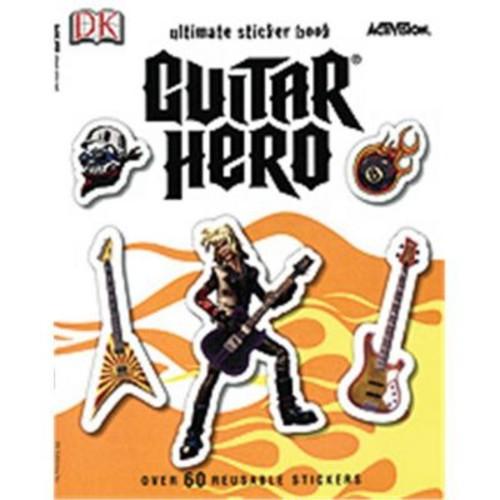 Alfred Guitar Hero Ultimate Sticker Book - Music Book(ALFRD36936)