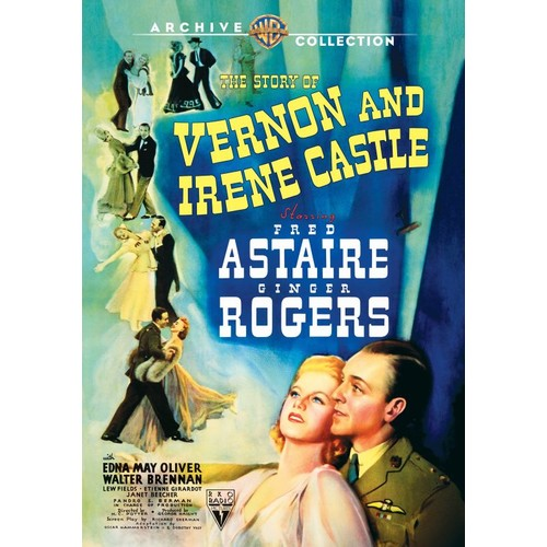 The Story of Vernon and Irene Castle [DVD] [1939]
