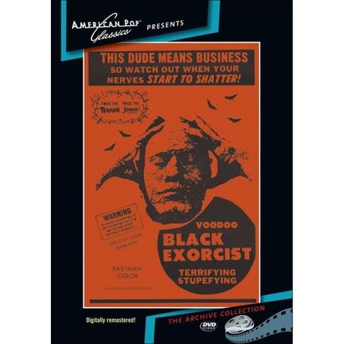 Voodoo Black Exorcist [DVD] [1973]
