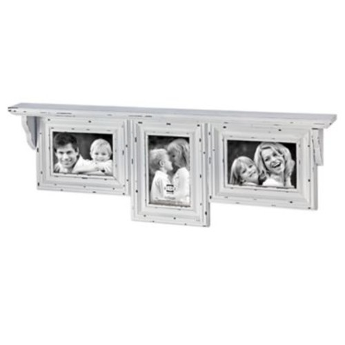 Prinz Carson Deep Ledge Picture Frame; White