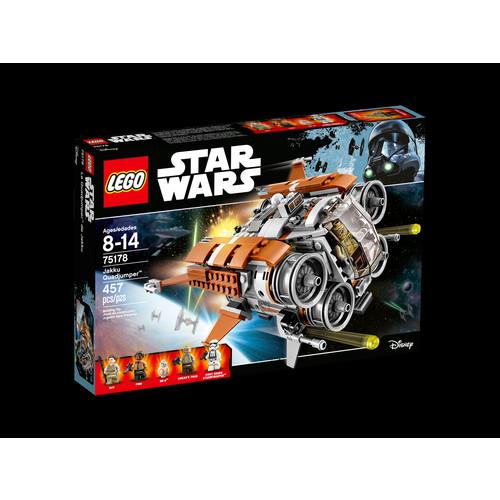 LEGO Star Wars Episode VII Jakku Quadjumperu0026#8482; #75178