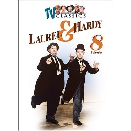 Laurel And Hardy: Vol. 1