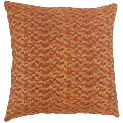 Bloem Chevron Throw Pillow Cover Mari