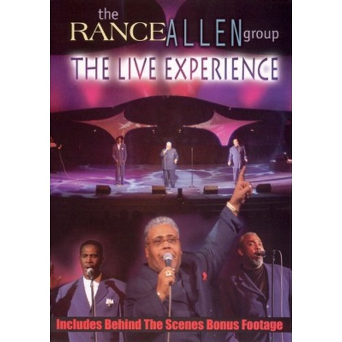 Live experience (DVD)