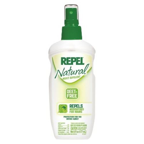 6-Oz. Repel Natural Insect Repellent Spray
