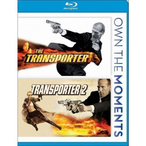 Transporter/Transporter 2 (2 Discs) (Blu-ray)