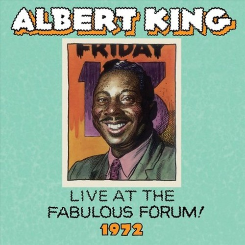 Live at the Fabulous Forum! 1972 [CD]