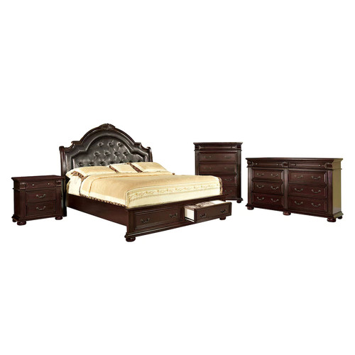 Venetian Worldwide Scottsdale 5-piece Bedroom Set