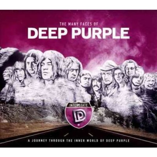 Various - The Many Faces of Deep Purple