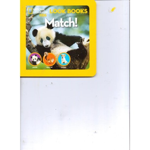 National Geographic Kids Look Match!