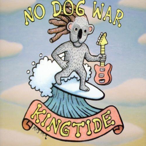 No Dog War [CD]