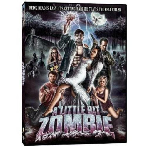A Little Bit Zombie [DVD] [2012]