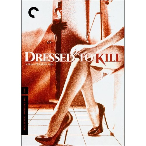 Dressed to Kill [Criterion Collection] [2 Discs] [DVD] [1980]