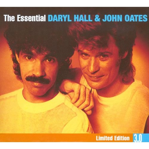 The Essential Daryl Hall & John Oates [3.0] [CD]