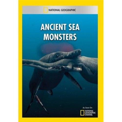 Ancient Sea Monsters DVD-5