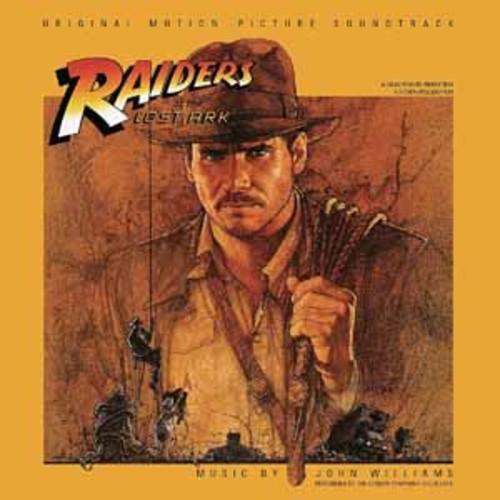 John Williams/London Symphony Orchestra - The Raiders Of The Lost Ark (Original Soundtrack) [Vinyl]
