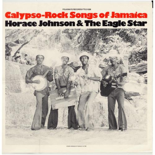 Calypso Rock Songs of Jamaica