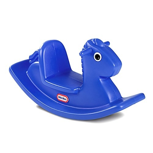 Little Tikes Rocking Horse in Blue