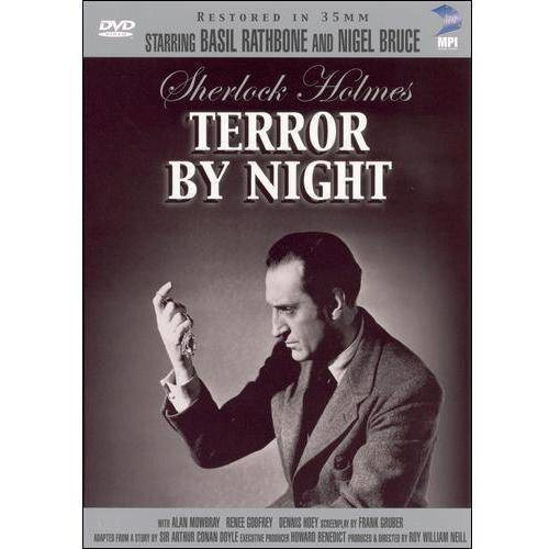 Terror By Night Dvd