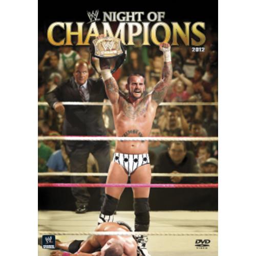 WWE: Night Of Champions 2015 (DVD)