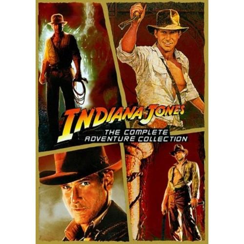 Indiana Jones: The Complete Adventures Collection [WS] [5 Discs]