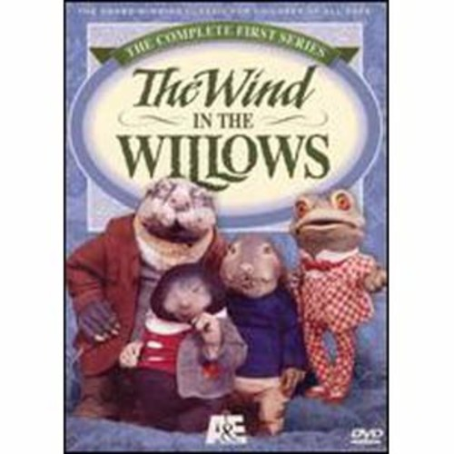 The Wind In the Willows: Complete Series One [2 Discs]
