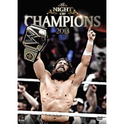 WWE: Night of Champions 2013 DVD