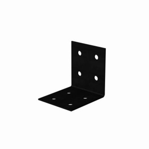 Simpson Strong-Tie 5 in. x 5 in. Black Powder-Coated Heavy Angle