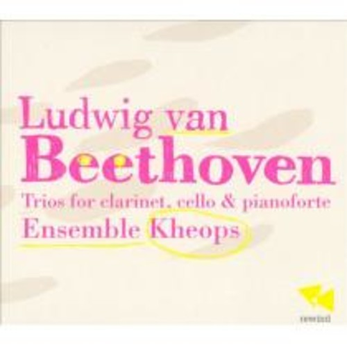 Beethoven: Trios For Clarinet Cello & Piano (Uk) - CD
