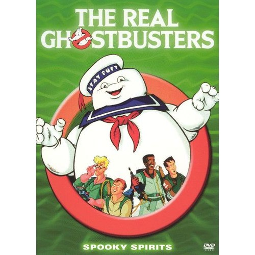 The Real Ghostbusters: Spooky Spirits [DVD]