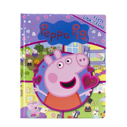 Peppa Pig My First Look and Find Book