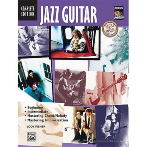 Alfred Jazz Guitar Method Complete - Music Book(ALFRD36217)