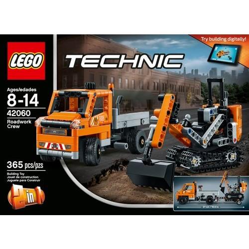 LEGO - Technic Roadwork Crew